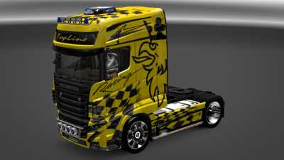2014-01-27-Scania R700 Racing Skin-1s