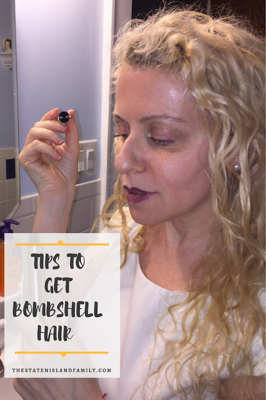 Tips to get Bombshell hair