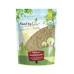 Organic Long Grain Brown Rice, 3 Pounds - by Food to Live