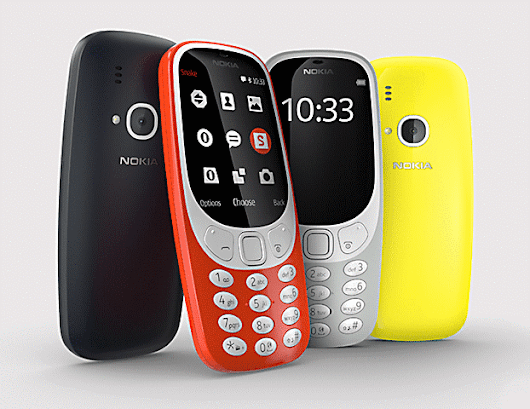 Nokia 3310 Will Also Have a Version with 4G Internet Access - Droidhere