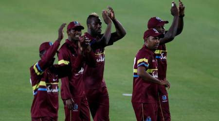 West Indies beat World XI by 72 runs in one-sided affair