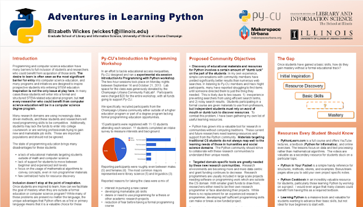 How to make your Python User Group into a Learning Space