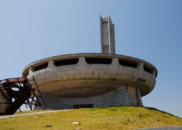 Monumento Soviético Buzludzha