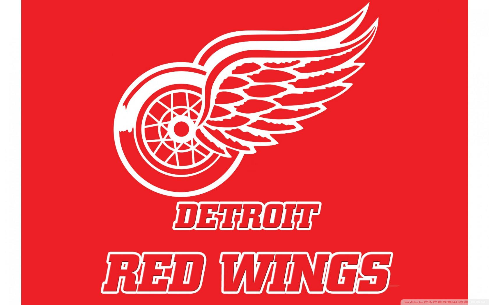 Detroit Red Wings Ultra Hd Desktop Background Wallpaper For 4k Uhd
