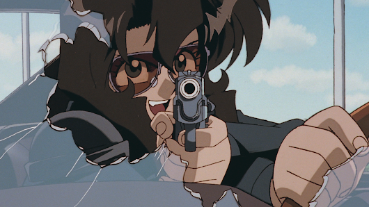 Gunsmith Cats Explosive Edition