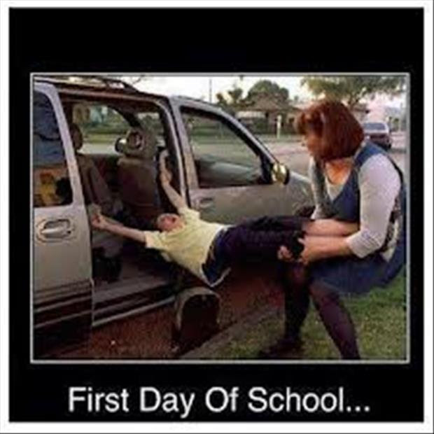 Funny Back To School Pictures 28 Pics