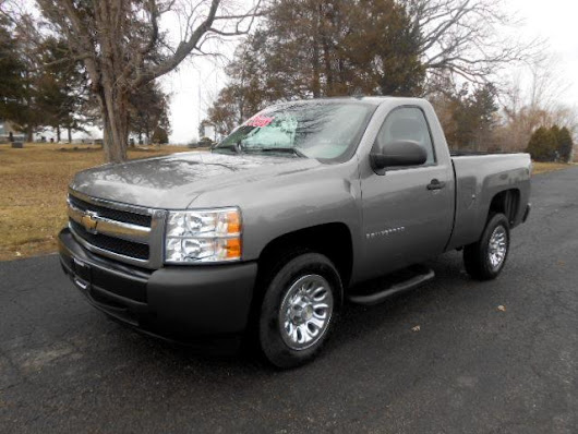Used 2008 Chevrolet Silverado 1500 for Sale in Sandusky OH 44870 Fitzgerald Auto Group