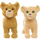 """Lion King - 14"""" Fabric Plush Toy - Styles May Vary"""