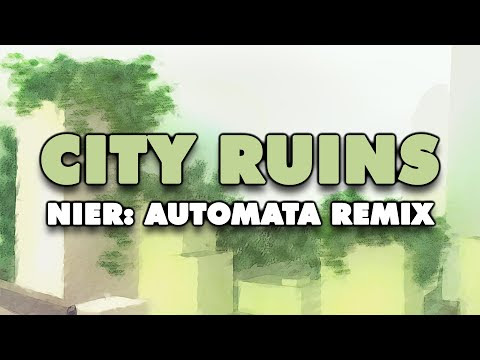 NieR: Automata Remix - City Ruins