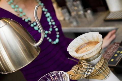 Inside look: Gaslight Coffee Roasters -- Chicago Tribune
