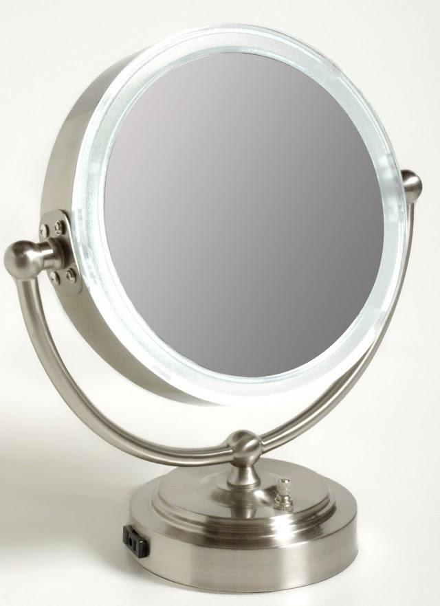 Light Up Makeup Mirror Target | Home Design Ideas