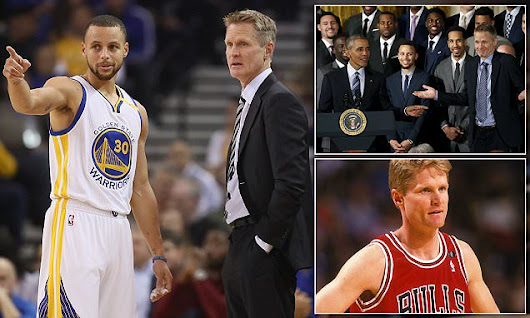 NBA coach Steve Kerr urges people to get rehab NOT back surgery