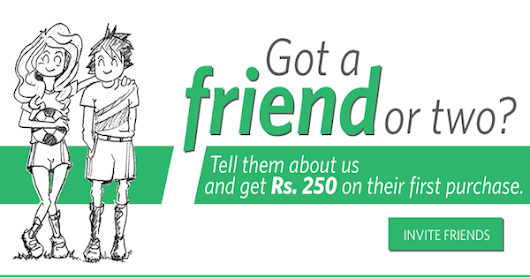 Refer HealthKart to your friend & Earn