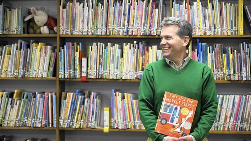 Librarian John Scott