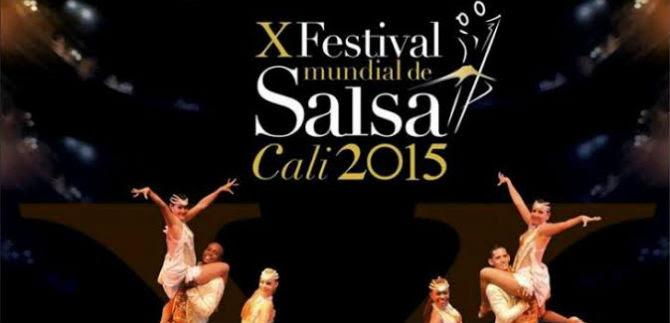 Escogido el afiche ganador del X Festival Mundial de Salsa