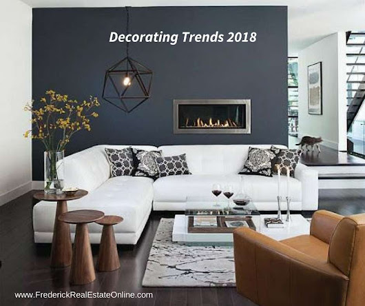 Decorating trends for today's homeowners
