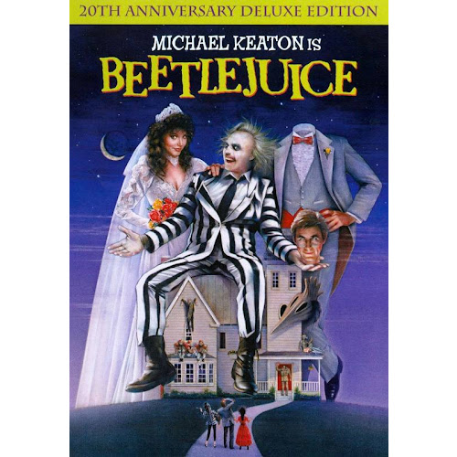 Beetlejuice 20th Anniversary Deluxe Edition [DVD]