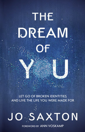 Blogging for Books, The Dream of You, Jo Saxton, Christian, book, Review,