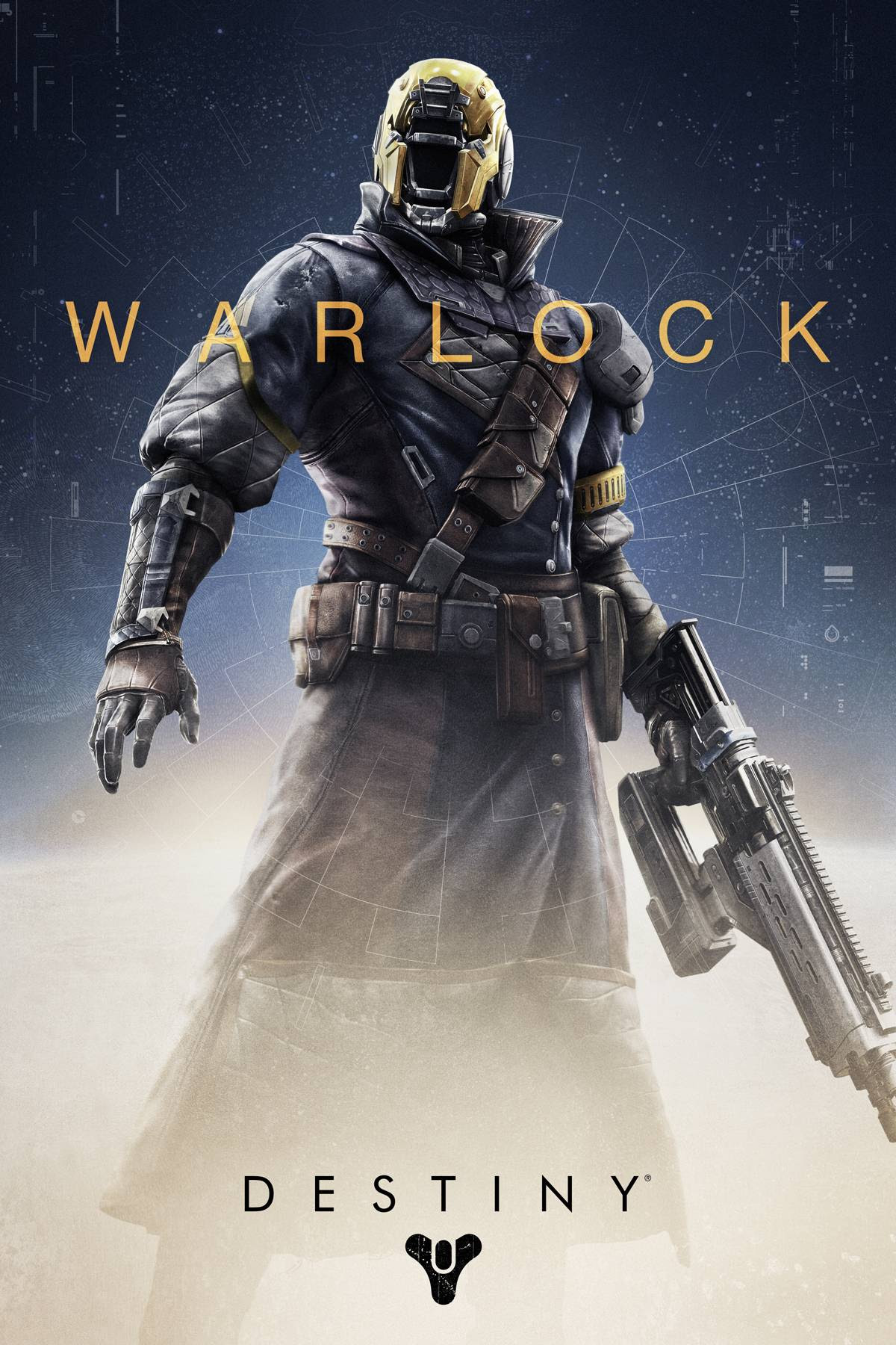 Awesome IPhone/android Destiny Wallpaper: Warlock ...