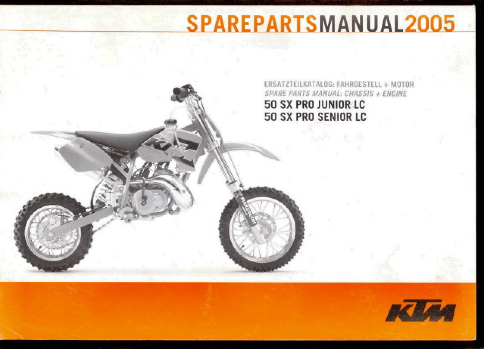 1995 Ktm 250 Sx Wiring Diagram