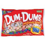 Spangler Dum-Dum-Pops, Assorted Flavors - 300 count