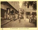 les fripiers juifs de la place NEGRIER debut rue A. ZEVACO