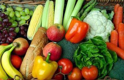 Legumes, verduras e frutas são fontes de carotenóides