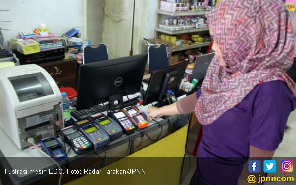 Transaksi Nontunai di Balikpapan Lamban - JPNN.COM