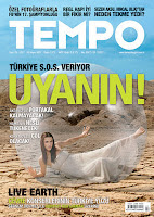 Live Earth Turkey organizer Cengizhan Yeldan expressed in Tempo magazine recently he found it meaningful that July 7, 2007 was chosen because there are seven oceans and seven continents in the world.