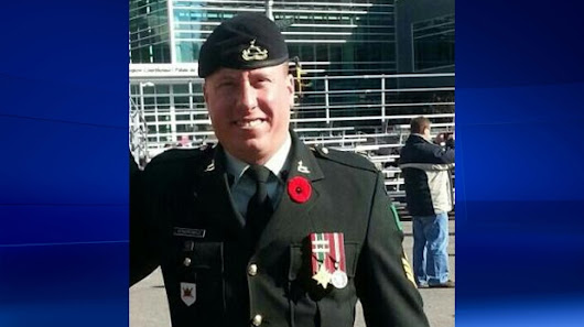 Kitchener man killed in military training accident