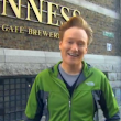 Conan Visits the Dublin Guinness Brewery Just to Get Free Beer