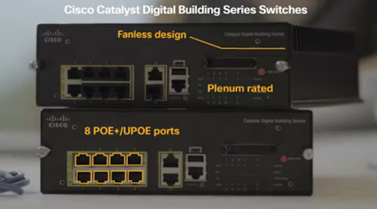 Cisco's New 'Light Switch'-The Catalyst Digital Building Series – Router Switch Blog