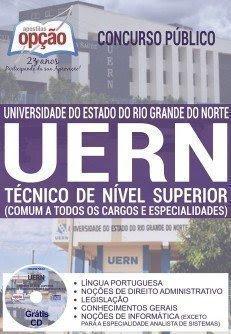 TÉCNICO DE NÍVEL SUPERIOR (COMUM A TODOS)