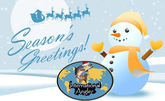 Holiday gifts from International Angler