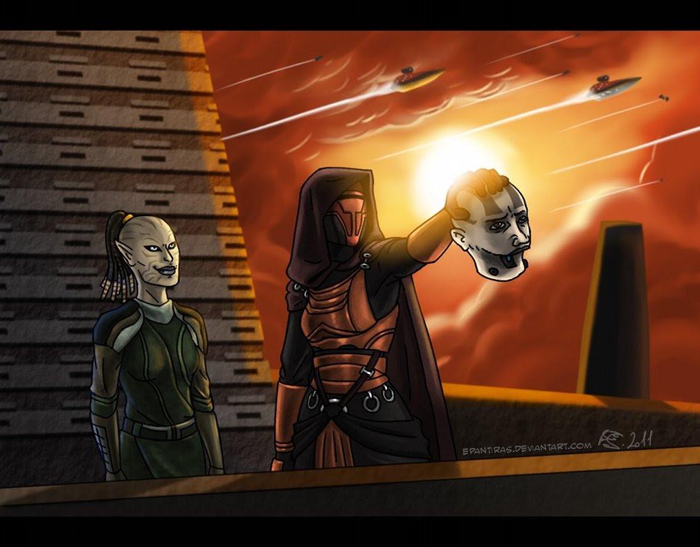Rakata Star Wars Knights Of The Old Republic Wallpaper 1011x790