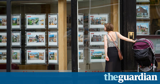 Wealth gap rises as home ownership falls, says study | Inequality | The Guardian