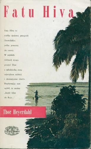 Okładka książki Fatu Hiva