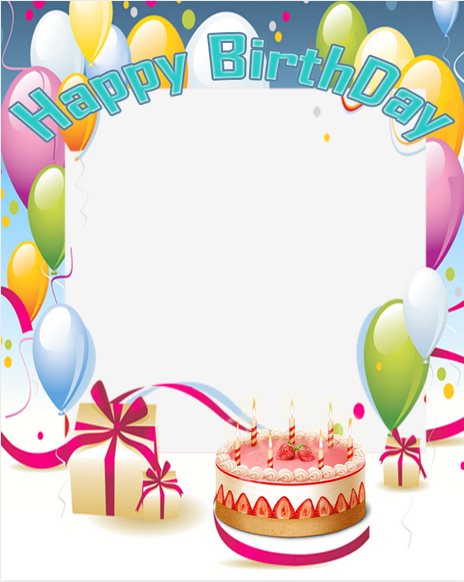 Accessories Home Free Birthday Picture Frames