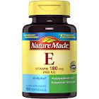 Nature Made Vitamin E 400 IU Liquid Softgels - 100 count