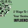 5 ways to make your business influential in your community | Meylah
