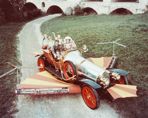 Sgt. Pepper Builds a Real Life Chitty Chitty Bang Bang on