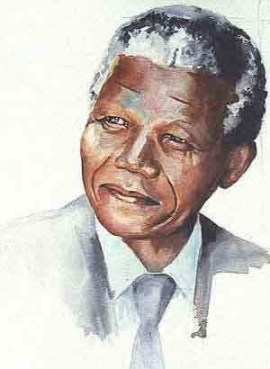 Madiba....may your health improve!