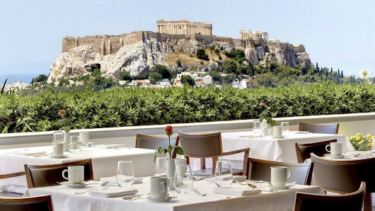 Review: Hotel Grande Bretagne, a Luxury Collection Hotel, Athens