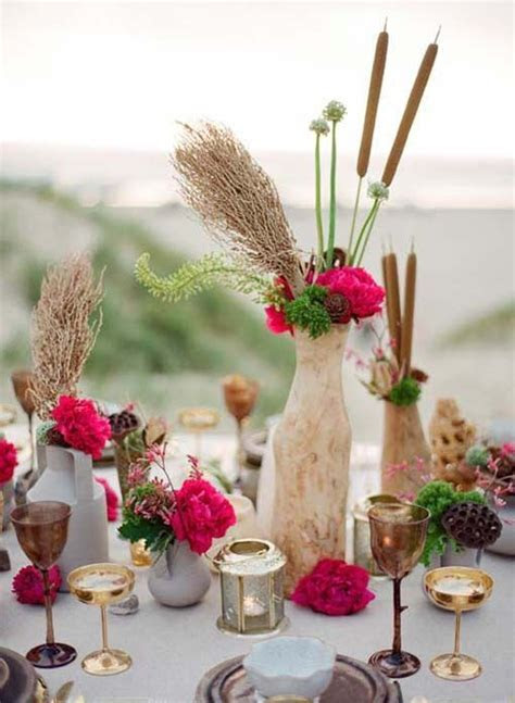 wedding centerpieces on a budget diy   Decorations Tips