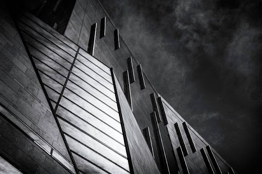 """Lines of the Anvil Centre"" by glennmarcus"