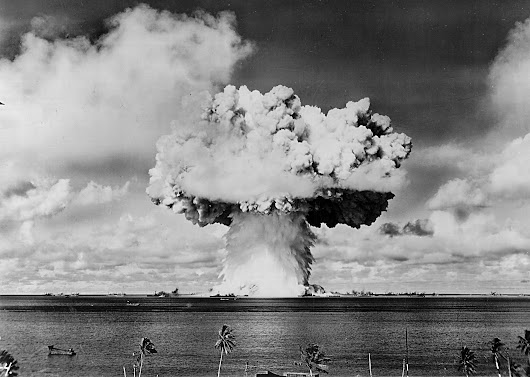 Document Sheds New Light On The Time The U.S. Almost Nuked Itself : NPR