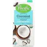 Pacific Organic Coconut Non-Dairy Beverage, Original - 32 fl oz carton