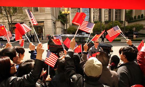 CHINA HU SUPPORTERS