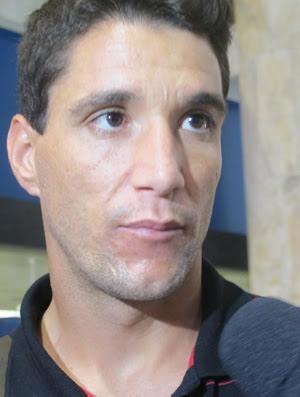 thiago neves flamengo   (Foto: Janir Junior/Globoesporte.com)