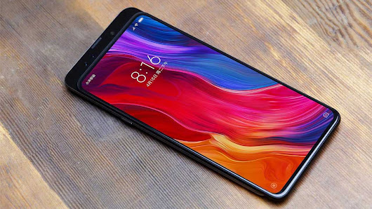 Xiaomi Mi Mix 3 different color and storage variants leaks - GoAndroid